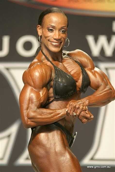 female muscle board picture 21
