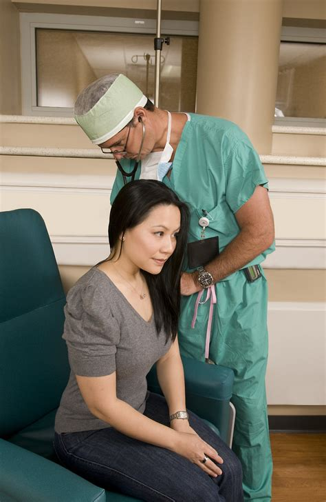 clothed female doctors examining penis and galleries picture 5