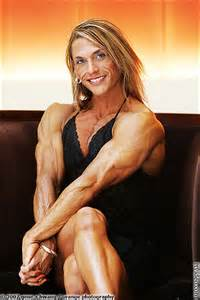 muscle women picture 11