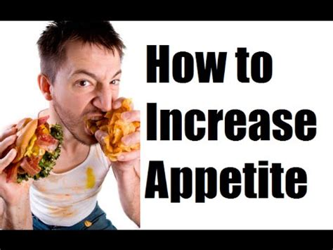 how to improve your appetite picture 5