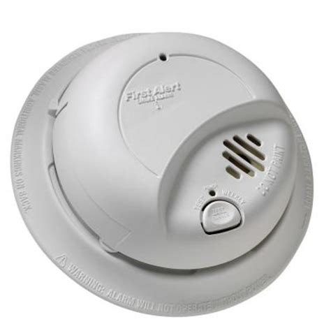 smoke detector on ac unit picture 10