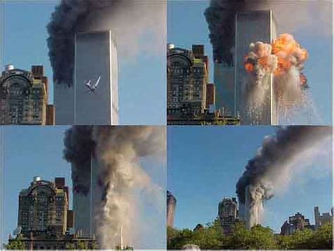 faces on smoke on wtc fire picture 2