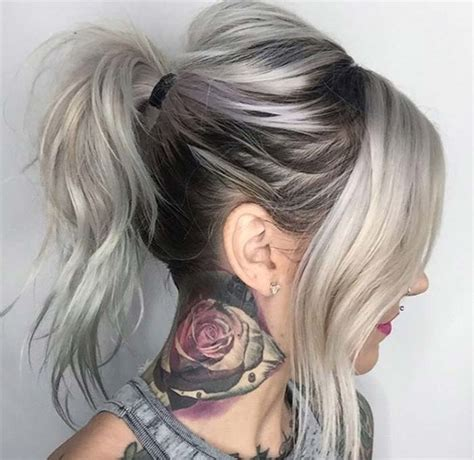 color gray hair with tea picture 6