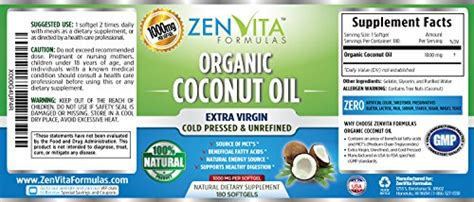 coconut oil weight management formula picture 11
