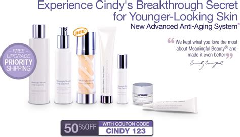 cindy crawfords skin care picture 10