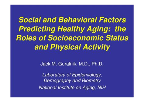 what is social factors in aging picture 8