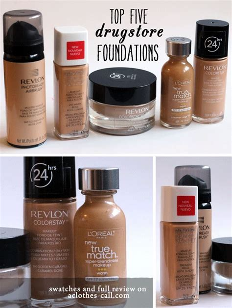 best drug store foundation for olier skin and picture 11