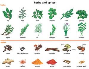 what is the herb called that gives you picture 1