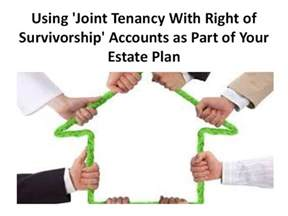 joint tenancy with right of survivorship picture 1