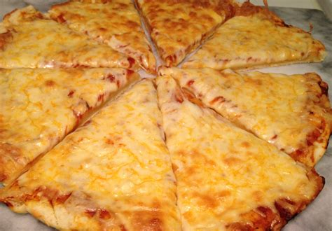 make pizza base without yeast picture 2