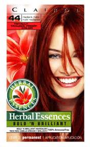 herbal essence ruby red hair dye picture 1