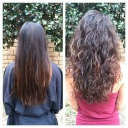 Spiral perm before and after picture picture 9