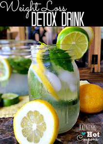 weight loss drinks picture 2