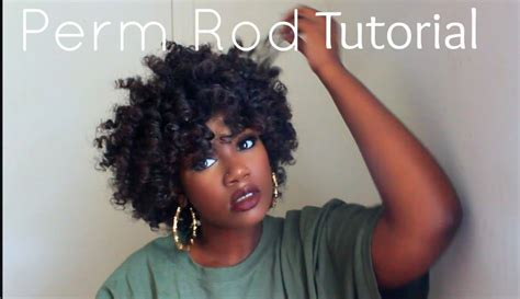 perm hair video picture 11