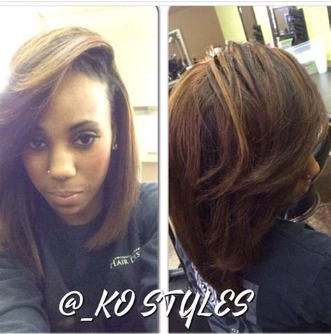 can you color relaxed ethnic hair picture 4