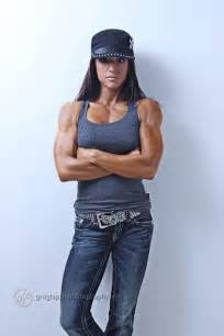 female muscles picture 7