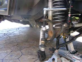 ball joint replace jeep cherokee picture 3