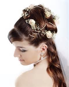 beautiful hair dos for brides picture 3