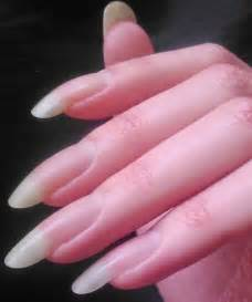 long natural nails insertion picture 7