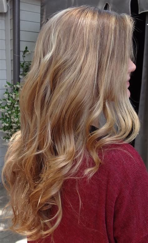 blonde hair highlights picture 13
