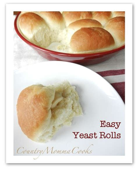 easy yeast roll recipe picture 5