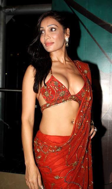 free beautiful face saree big boob south indian picture 2