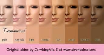 sims 2 african skin tone picture 7