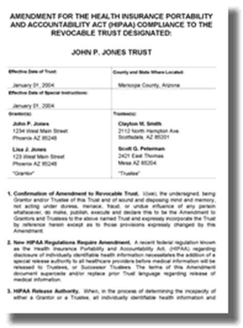 joint tenacy and living trusts picture 14