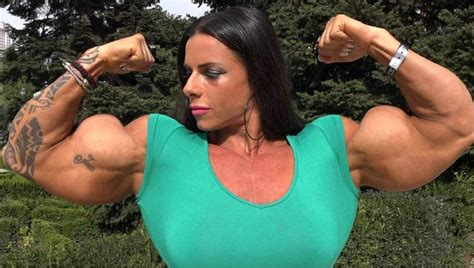women muscle morphs picture 15
