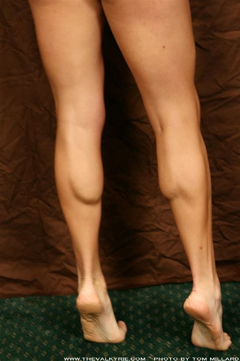 female calf muscle picture 3