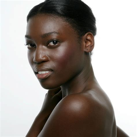 for black skin picture 1