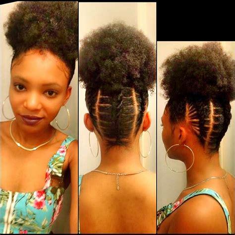 cornrow hair designs picture 5