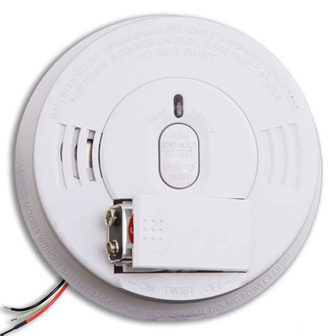 reset smoke detector on ac picture 5