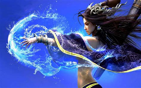 fantasy female beauty spell story picture 3