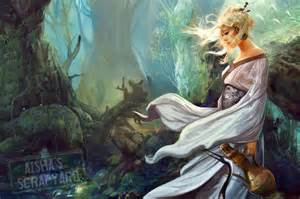 fantasy female beauty spell story picture 15