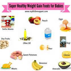 foods to gain weight picture 3