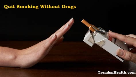how to quit smoking without medication picture 3