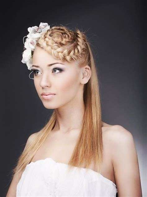 beautiful hair styles for weddings picture 3