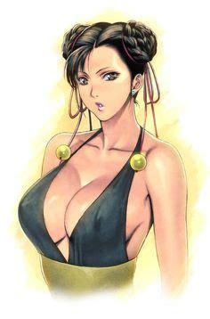 chun li breast expansion picture 6
