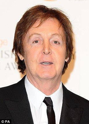 paul mccartney dyed hair picture 5