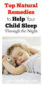 children's home remedy sleep aid picture 3