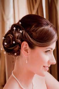 Bridal party hair do's picture 1