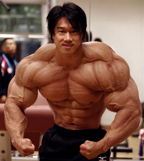 japanese muscle worship picture 5