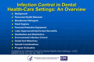 mmwr guidelines for infection control in dental health care settings picture 3