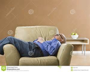 guy sleeping in chair picture 6
