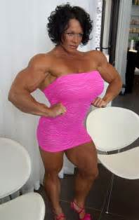 big muscle women picture 10