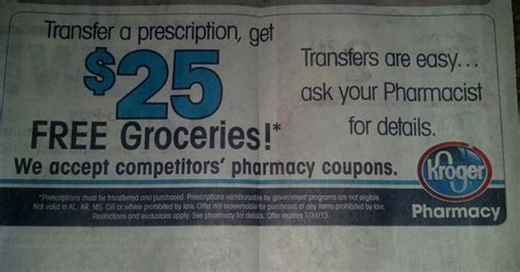 new prescription coupon kroger picture 5