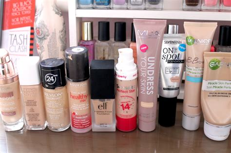 best drug store foundation for olier skin and picture 4