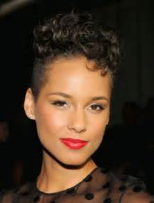 alicia keys hair picture 2