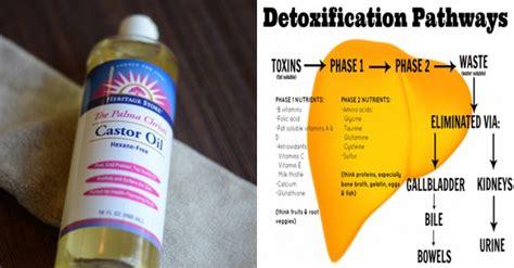 castor oil and liver detox picture 1